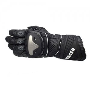 Guantes mujer Racer Sicuro Negro 2XL
