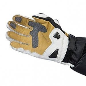 Guantes mujer Racer High Blanco L