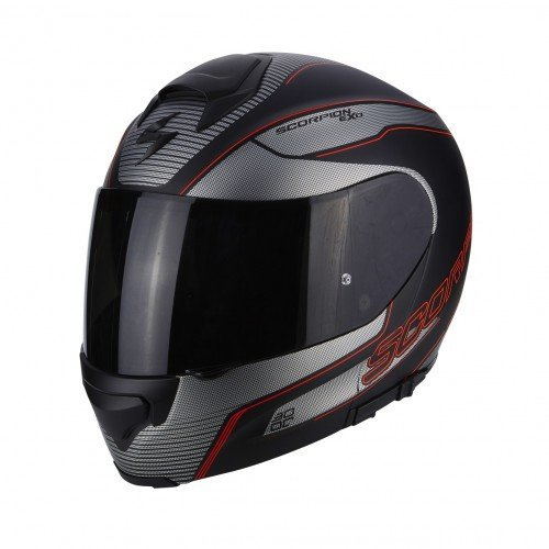 Casco Scorpion EXO-3000 Air Stroll Negro/Rojo XL 1