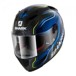 Casco Shark Race-R Pro Carb Guintoli Negro/Azul XS