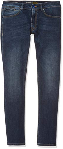 Pantalones Spidi Denim Free Rider Slim Blue 36 1