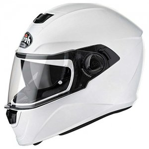 Casco Airoh  Storm Color White Gloss M
