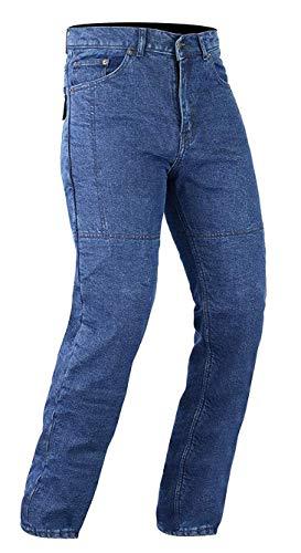 Pantalones Bikers Gear Kevlar-Aramida Jeans Azul 40L 1
