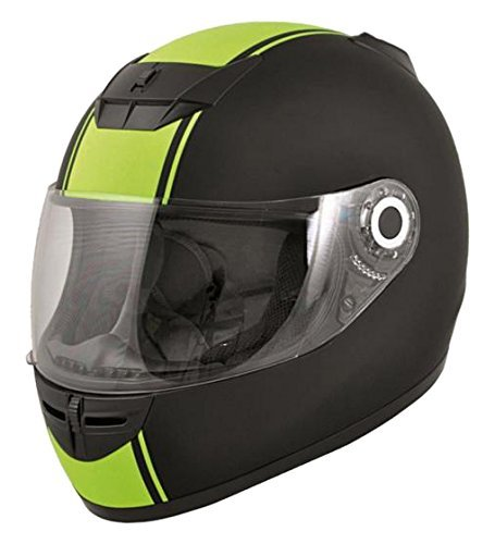 Casco integral Boost B530 Classic Negro/Amarillo XL 1