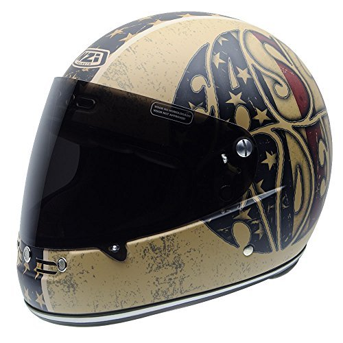Casco NZI Street Track 2 Graphics Easy Rider XXL 1