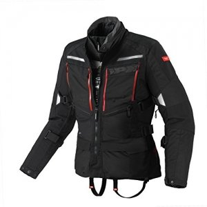 Chaqueta Spidi Blouson H2Out 4 Season Negro S