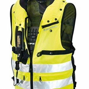 Chaleco Airbag SPIDI Fluorescente M