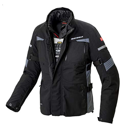 Chaqueta Spidi Tour Evo h2out Negro M 1