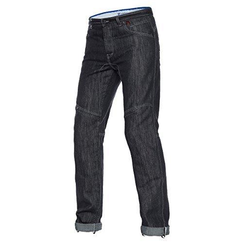 Pantalones Dainese D1 Evo Jeans Negro/Aramid/Denim 31 1