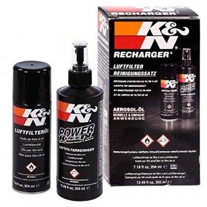 Kit K&N 99-5003EU de Limpieza y Mantenimiento Filtro de Aire