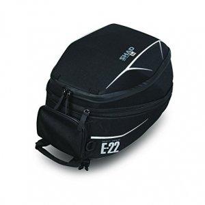 Bolsa depósito Shad X0SE22 E-22 Semirígida Negro