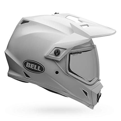 Casco Bell MX-9 Adventure MIPS Solid White L 1