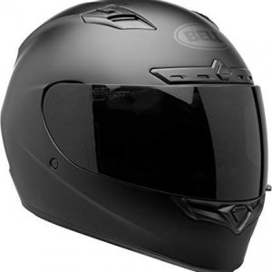 Casco Bell Qualifier DLX Blackout Negro mate M