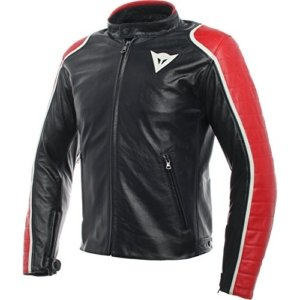 Chaqueta Dainese Special Leather Mr Martini 52