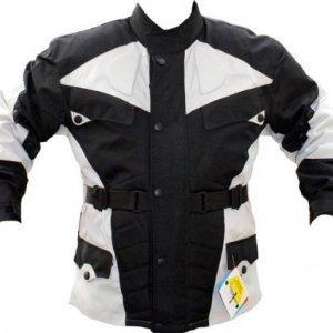Chaqueta German Wear GW302J Negro/Gris XL