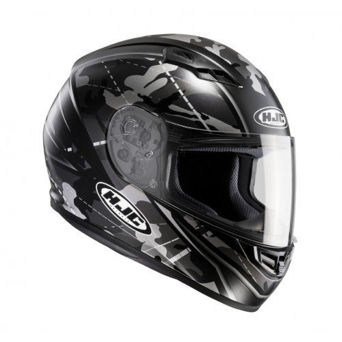 Casco HJC CS-15 Songtan Black/Grey M 1