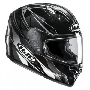 Casco HJC FG-17 Toba Black/White S