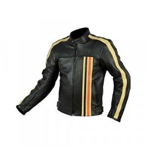Chaqueta piel Rider-Tec Vintage 3XL