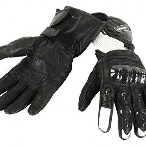 Guantes Rider-Tec Hyper Sport Black & White XL