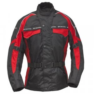 Chaqueta Roleff Racewear Reno RO 70i Negro/Rojo S