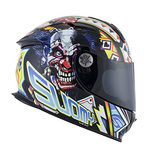 Casco Suomy SR Sport Gamble Top Player M 1
