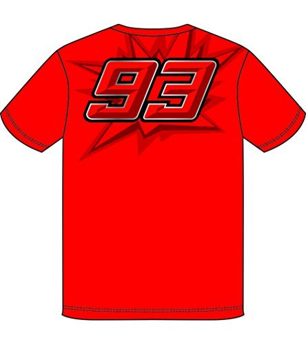 Camiseta niño MotoGP MM93 Márquez 93 2-3 años 1