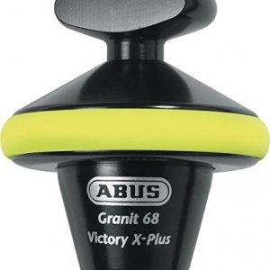 Antirrobo disco Abus Granit 68 Victory X-Plus Amarillo