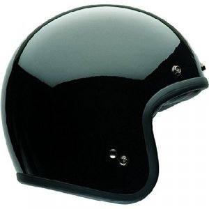 Casco Bell Custom 500 DLX Solid Black L