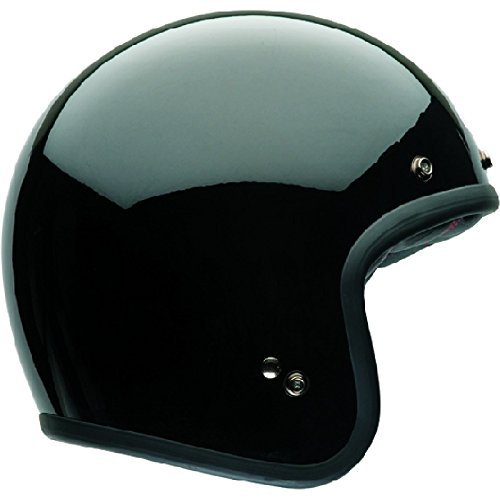 Casco Bell Custom 500 DLX Solid Black L 1