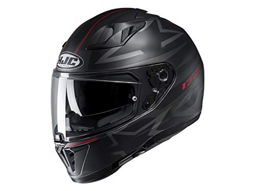 Casco HJC i70 Cravia Black/Red L 1