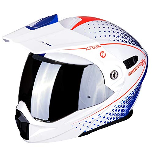 Casco Scorpion ADX-1 Horizon White L 1