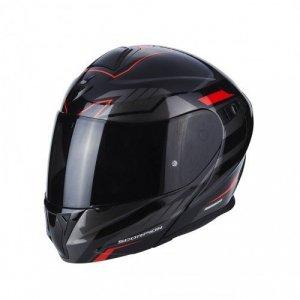Casco Scorpion Exo 920 Shuttle Negro/Rojo S