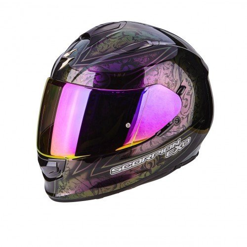 Casco Scorpion Exo 510 Air Fantasy Cameleon XS 1