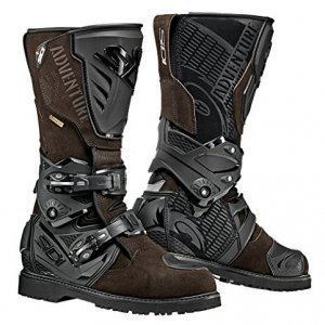 Botas Sidi Adventure 2 Negro/Marrón 40