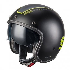 Casco jet Sparco Cafe Racer ABS L