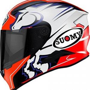 Casco Suomy Speedstar Zerofour XS