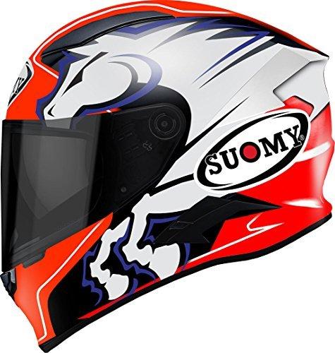 Casco Suomy Speedstar Zerofour XS 1
