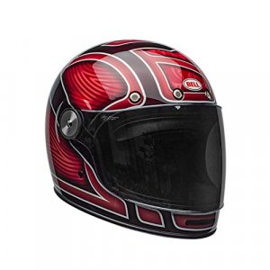 Casco Bell Bullit Special Edition Ryder Red L
