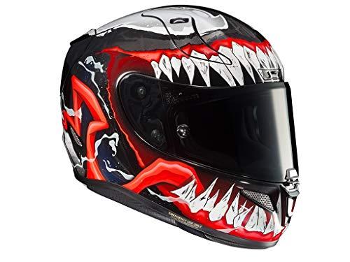 Casco HJC RPHA 11 Venom II MC1 Negro XS 1