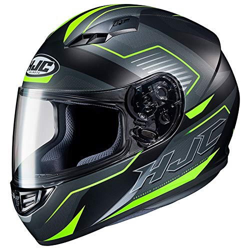 Casco HJC CS-15 Trion Negro/Verde S 1
