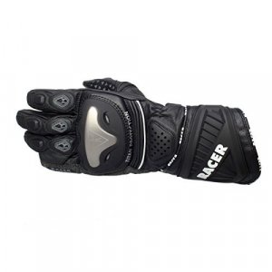 Guantes mujer Racer Sicuro Negro M