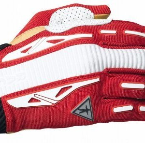Guantes Racer Anthony Rojo S