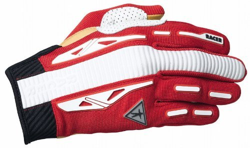Guantes Racer Anthony Rojo S 1