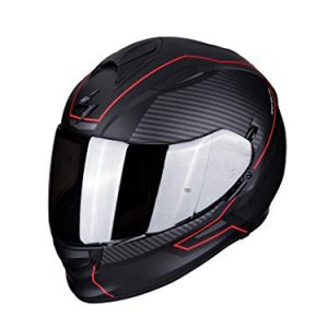Casco Scorpion Exo 510 Air Frame Negro/Rojo XL