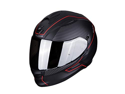 Casco Scorpion Exo 510 Air Frame Negro/Rojo XL 1