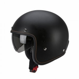 Casco Scorpion Belfast Negro mate S