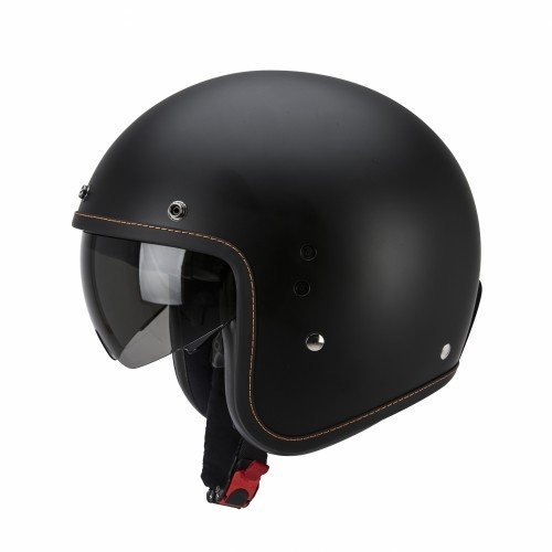 Casco Scorpion Belfast Negro mate S 1