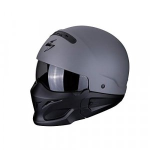 Casco Scorpion Exo Combat Cement Matt Gris S