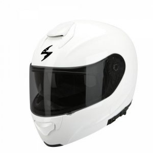 Casco Scorpion Exo 3000 Solid Blanco S