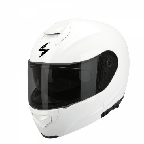 Casco Scorpion Exo 3000 Solid Blanco S 1